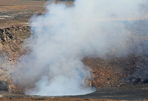 Volcano National Park, Kilauea Caldera